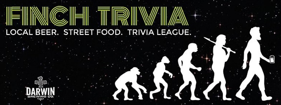Finch Trivia at Darwin Brewing Company and Taproom in Bradenton, FL