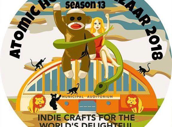 Atomic Holiday Bazaar - Sarasota, FL's Indie-craft Fair Returns For Season 13