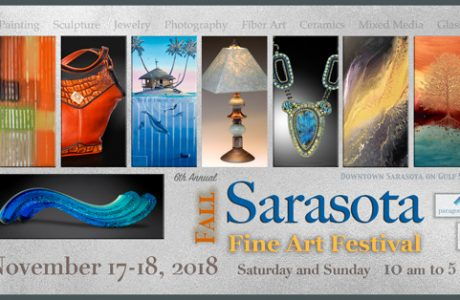 6th Annual Sarasota Fall Fine Art Festival