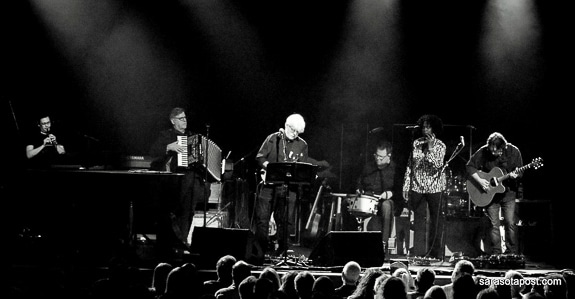 Michael McDonald Brings Christmas Spirit to Clearwater's Capitol Theatre