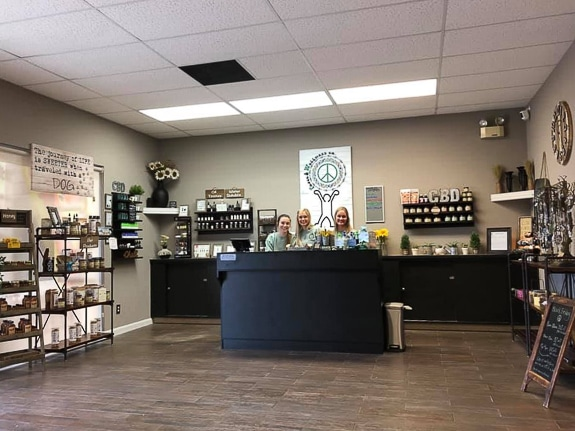 Peace & Wellness Co is now open at 4333 S. Tamiami Trl in Sarasota, FL
