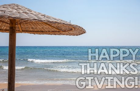 Happy Thanksgiving from The Sarasota Post!