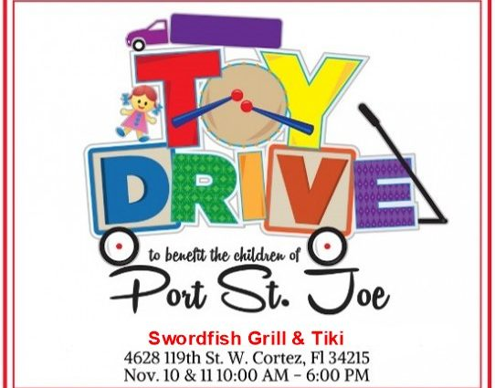 Remembering the Children of Port St. Joe, FL at Christmastime