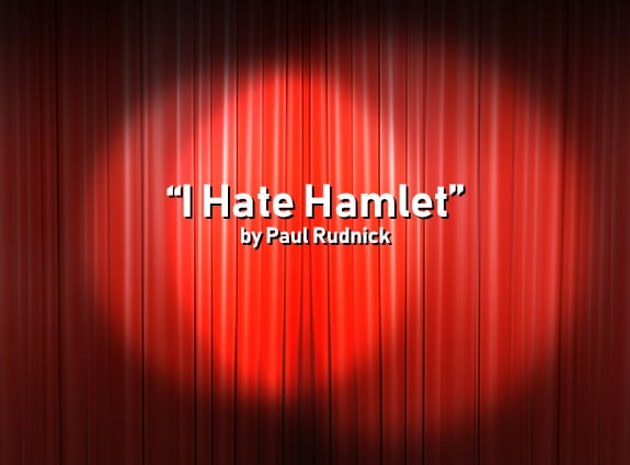 The Island Players on Anna Maria Island, FL present 'I Hate Hamlet'