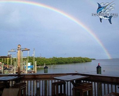 Swordfish Grill & Tiki at 4628 119th St. W. Cortez, FL