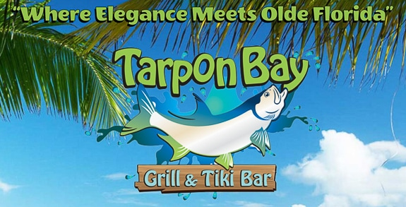 Tarpon Bay Grill & Tiki Bar in Sarasota Has a New Website