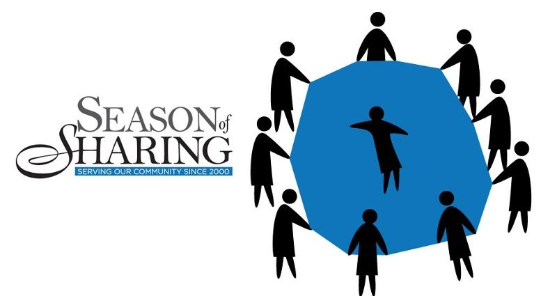 Sarasota, FL Community Triggers $100,000 Season of Sharing Contribution From The Patterson Foundation