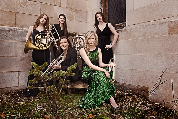 Seraph Brass Decks the Horn at the Asolo Theater in Sarasota,Fl This December