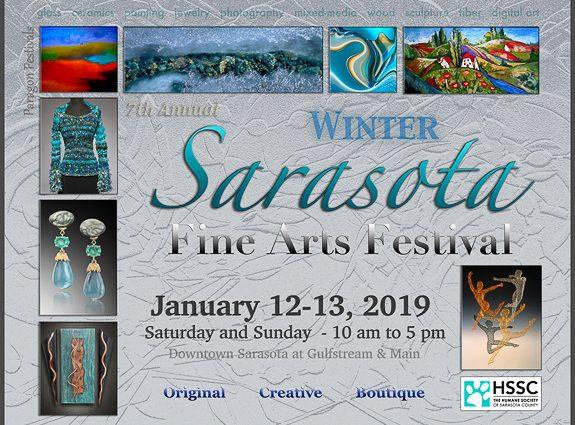 7th Annual Sarasota Winter Fine Art Festival Returns