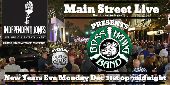 Main Street Live in Downtown Bradenton, FL