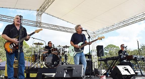 Memphis Rub Band at Blu Mangrove Grill in Palmetto, FL