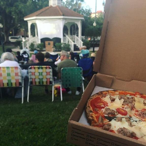 Gazebo Starlight Cinema Night: Christmas Movie Home Alone in Venice, FL