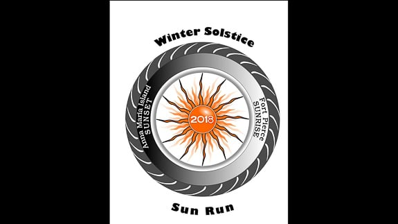 4th Annual Winter Solstice Sun Run 2018 hosted by Roque Pastorius