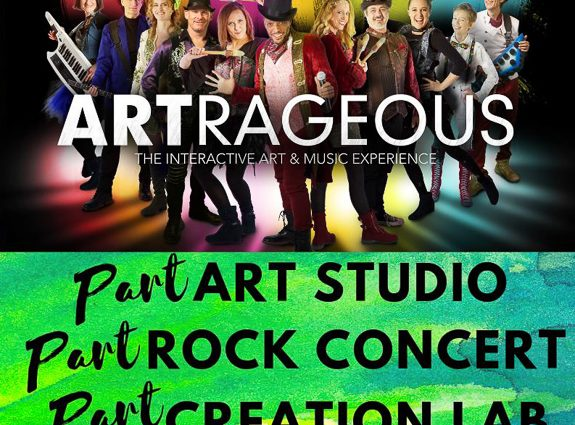 Artrageous Comes To Venice Performing Arts Center in Venice, FL