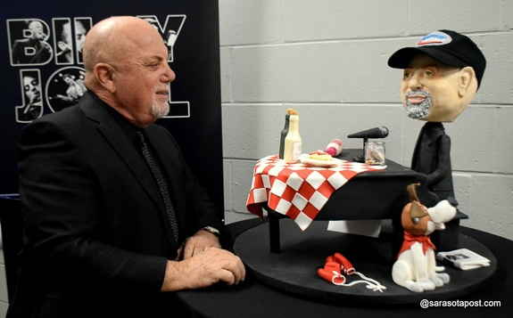 Billy Joel Brings A New York State Of Mind To Orlando's Amway Center