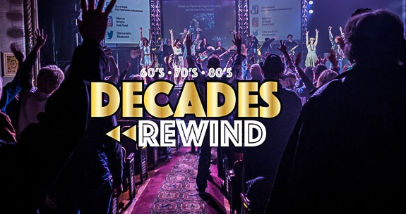 "Venice Performing Arts Center Presents ""Decades Rewind"" on January 19th"