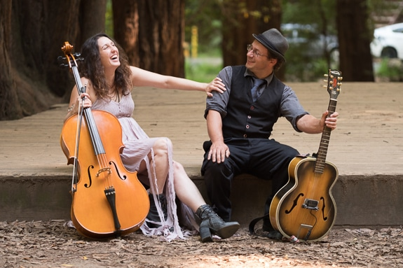 Dirty Cello Blues & Bluegrass Band to Perform at Fogartyville in Sarasota, Florida
