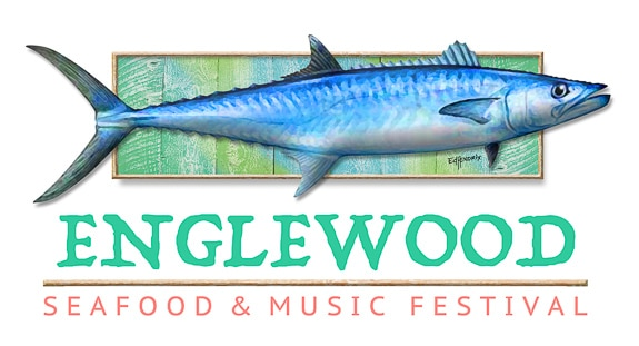 2nd Annual Englewood Seafood & Music Festival at Pioneer Park in Englewood, FL