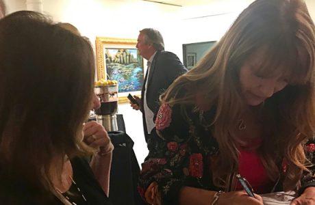 Jane Seymour's Art At The Studio at Gulf and Pine, Anna Maria Island, FL
