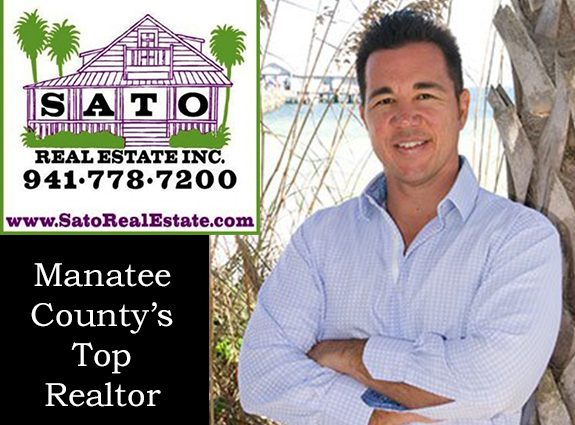 Jason Sato Is Manatee County's Top Realtor For The Fourth Consecutive Year