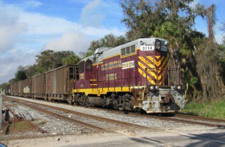 Railfanning in Sarasota County, FL