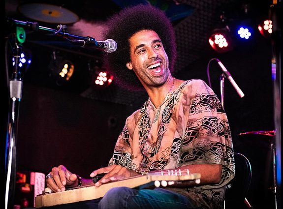 Sarasota Sky Presents Visionary Blues Star Selwyn Birchwood