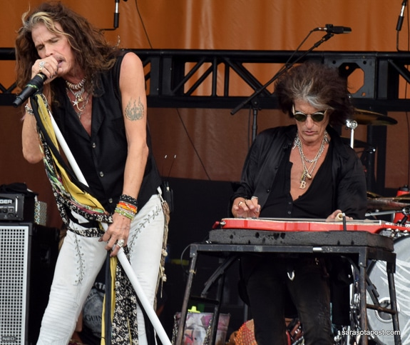 Aerosmith will perform with Post Malone at the Super Bowl Music Fest in Atlanta, GA