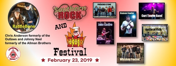 Southern Rock and Bar-B-Q Festival - Getting Rid of Stress Factors!