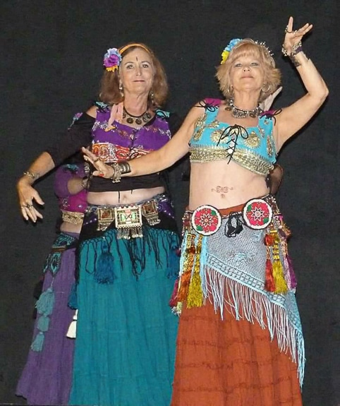 ATS Tribal Bellydance with Brenda Mauro Fischer at Dance Etc. in Englewood, FL