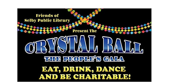 Crystal Ball 2019 - The People's Gala at The Selby Public Library in Sarasota, FL