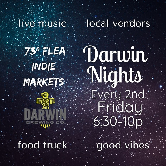 Darwin Nights Market at Darwin Brewing in Bradenton, FL
