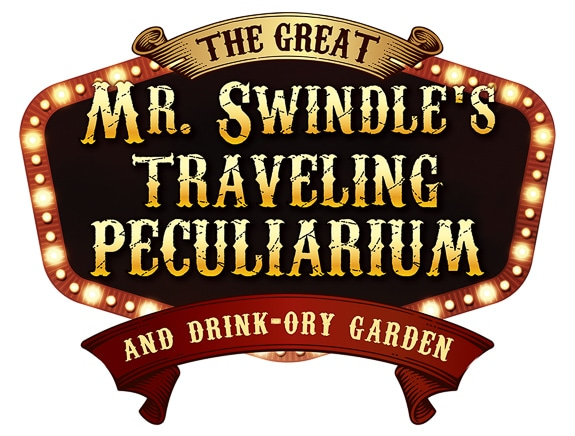 The Great Mr. Swindle's Traveling Peculiarium & Drink-Ory Garden in Englewood, FL