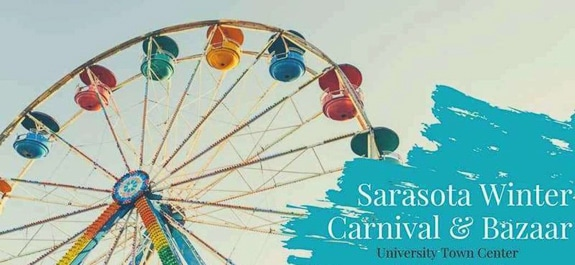 Sarasota Winter Carnival & Bazaar at The Mall at University Town Center in Sarasota, FL