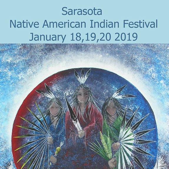 12th Annual Sarasota Native American Indian Festival at the Sarasota Fairgrounds, Sarasota, FL