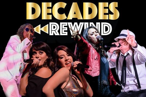 Decades Rewind at Venice Performing Arts Center in Venice, FL