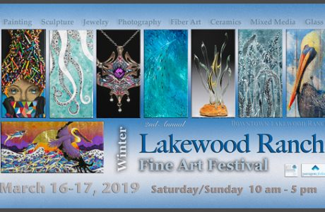 2nd Annual Lakewood Ranch Winter Fine Art Festival In Lakewood Ranch, FL