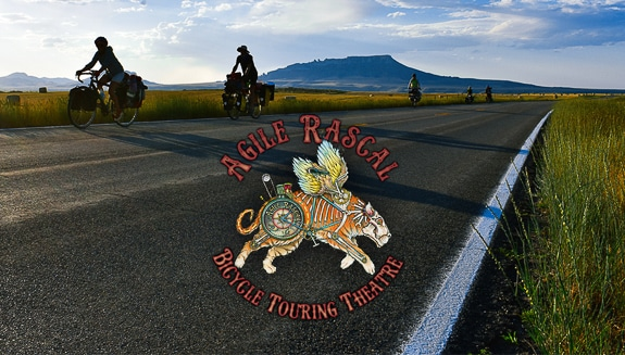 Agile Rascal Bicycle Touring Theatre Coming to Fogartyville in Sarasota, FL