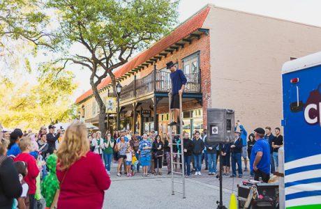 ArtSlam Returns to Downtown Bradenton with Interactive Art