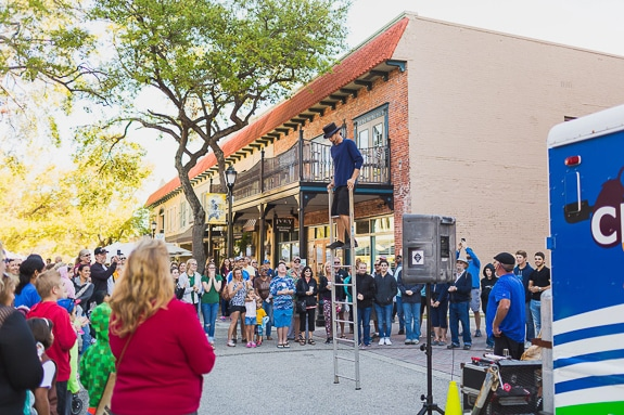 ArtSlam Returns to Downtown Bradenton with Interactive Art