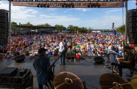 Bradenton Blues Festival Weekend Returns to Downtown Bradenton