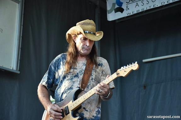 Sarasota Post Interview With Sarasota Guitar Hero Chris Anderson