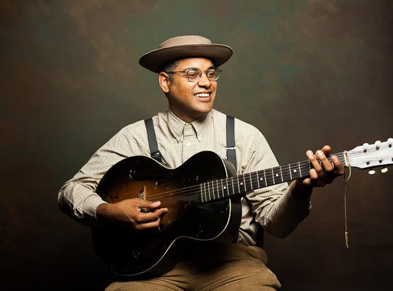 The American Songster Dom Flemons to Perform at Fogartyville in Sarasota