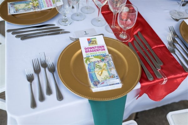 Bradenton Chefs, History Highlighted at Bradenton's next Long Table Event