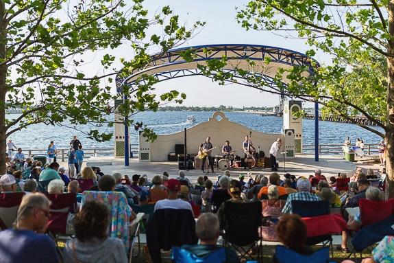 Music in the Park Returns to the Bradenton Riverwalk