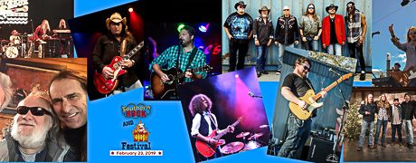 Southern Rock and Bar-B-Q Festival: Our Artists