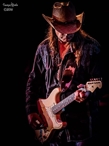 Headliner for Southern Rock and Bar-B-Q Festival is RattleBone with Chris Anderson.
