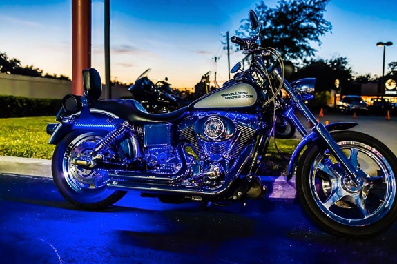 There will be some incredible motorcycles at Thunder By The Bay at the Sarasota Fairgrounds in Sarasota,FL