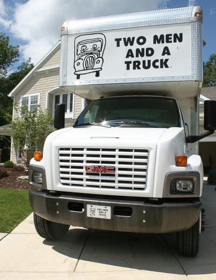 Two Men and a Truck founded by Mary Ellen Sheets now has a franchise in Sarasota, FL