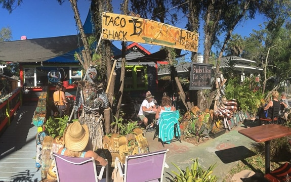 Hillbilly-Gospel Brunch at Birdrock Taco Shack in Bradenton, FL