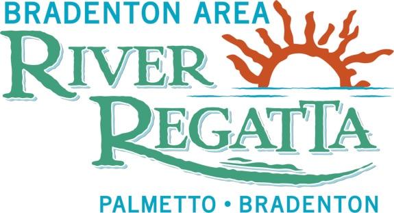 Bradenton Area River Regatta on both sides of Manatee River, FL
